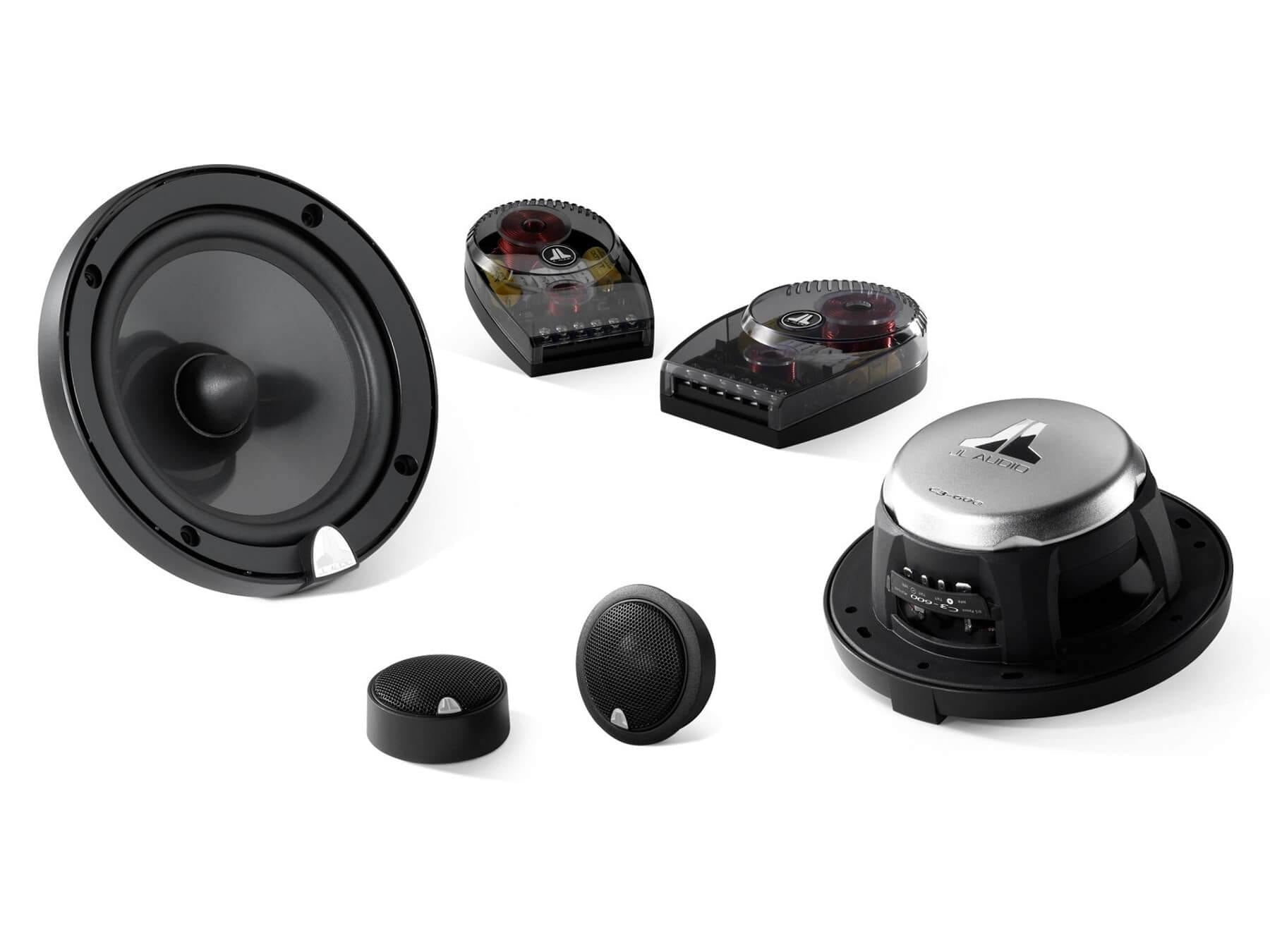 JL Audio C3-600 - 6 Inch Convertible Coaxial Speaker System