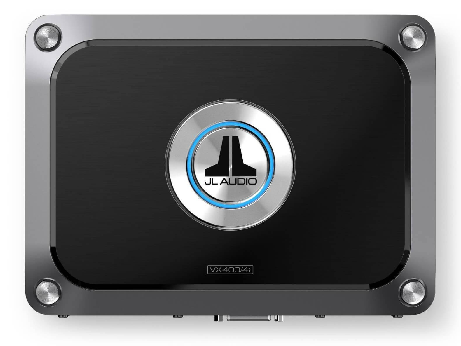 JL Audio VX400/4i - 4 Channel Class D Amplifier with DSP - 2