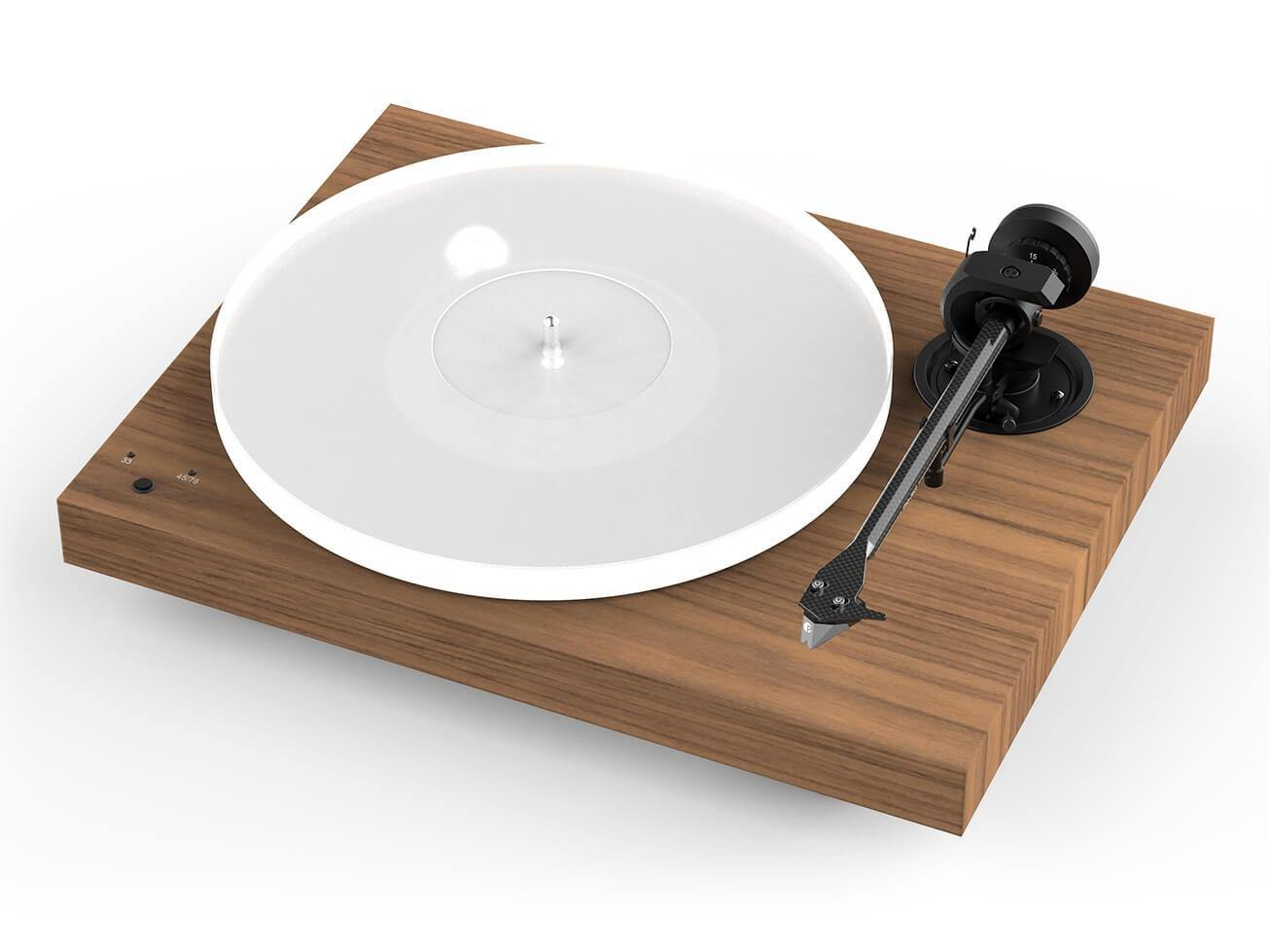 Pro-Ject X1 - Turntable - Walnut