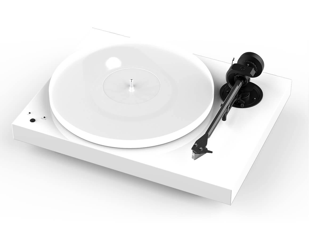 Pro-Ject X1 - Turntable - White