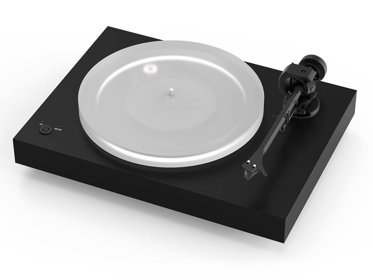Pro-Ject X2 - Turntable - Satin Black