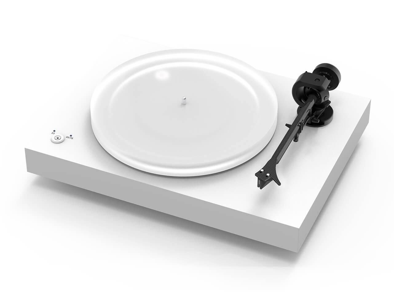 Pro-Ject X2 - Turntable - White