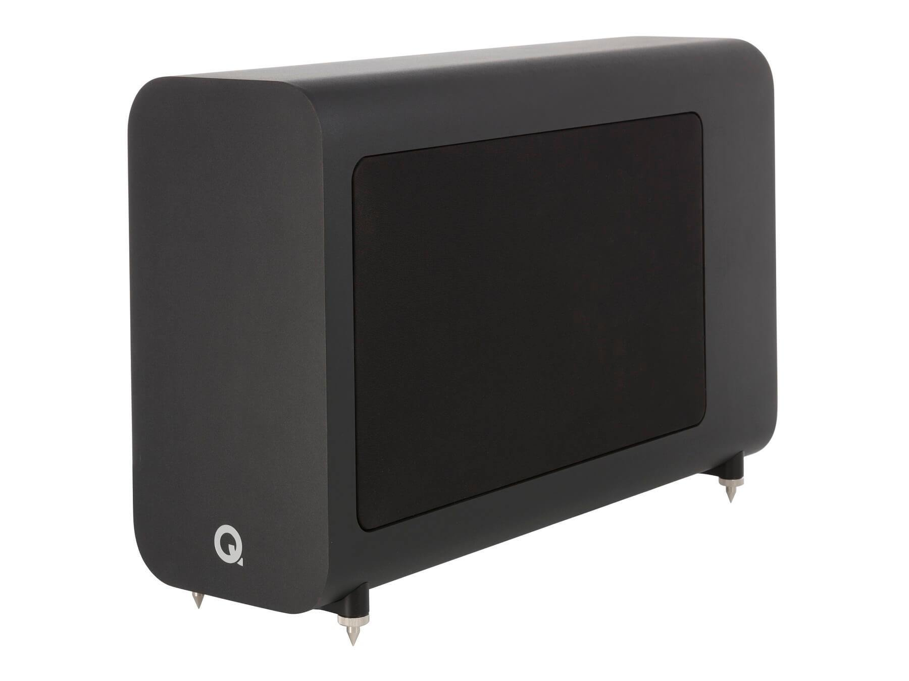 Q Acoustics 3060s - Subwoofer - Black