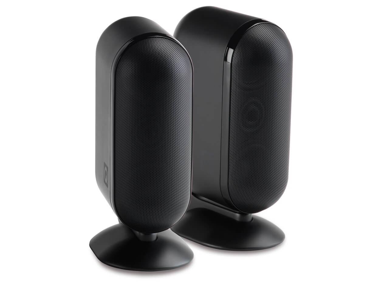 Q Acoustics 7000i 5.0 - Left / Right Speakers - Black
