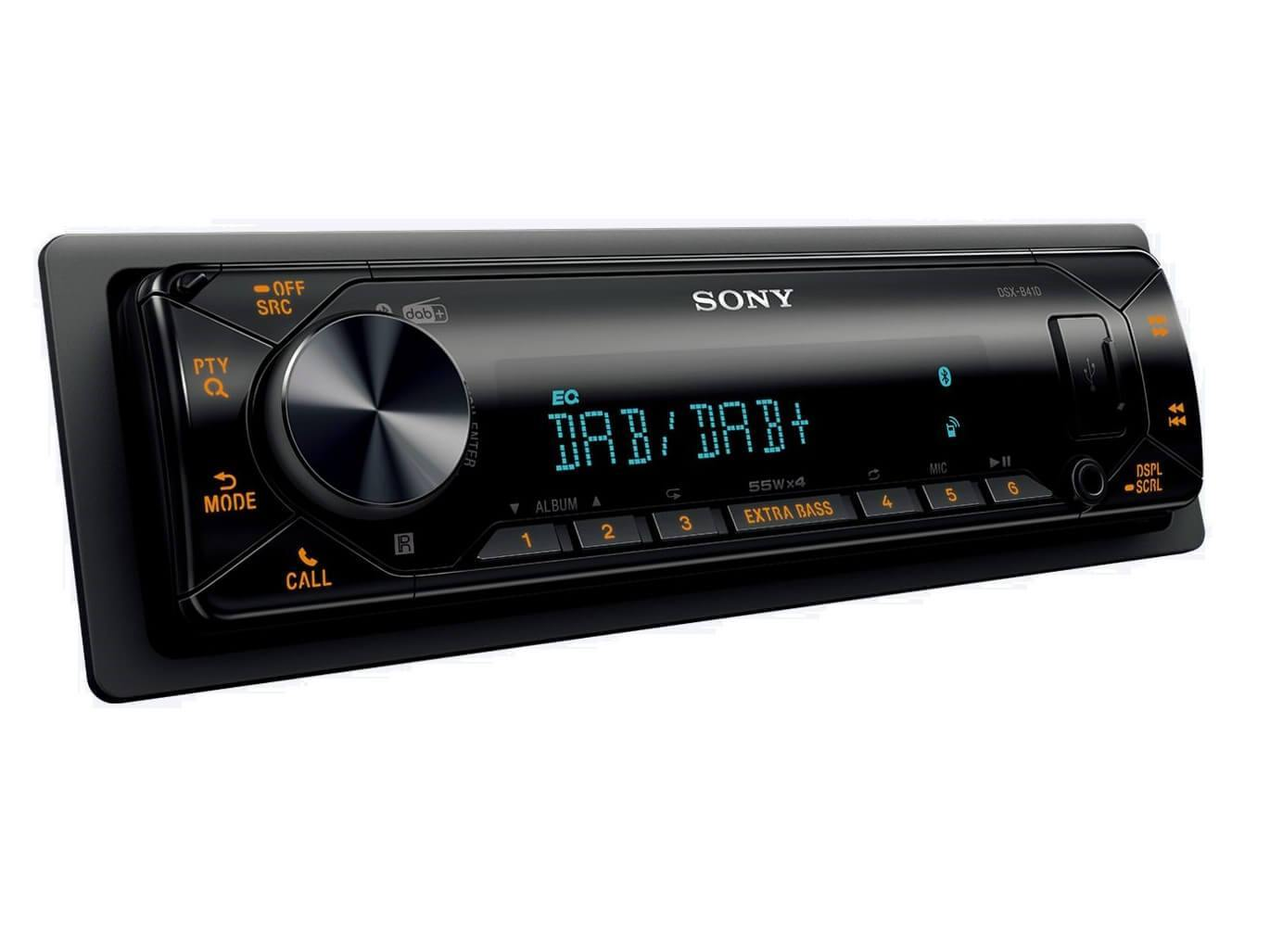 Sony DSX-B41D - DAB Media Receiver - 3