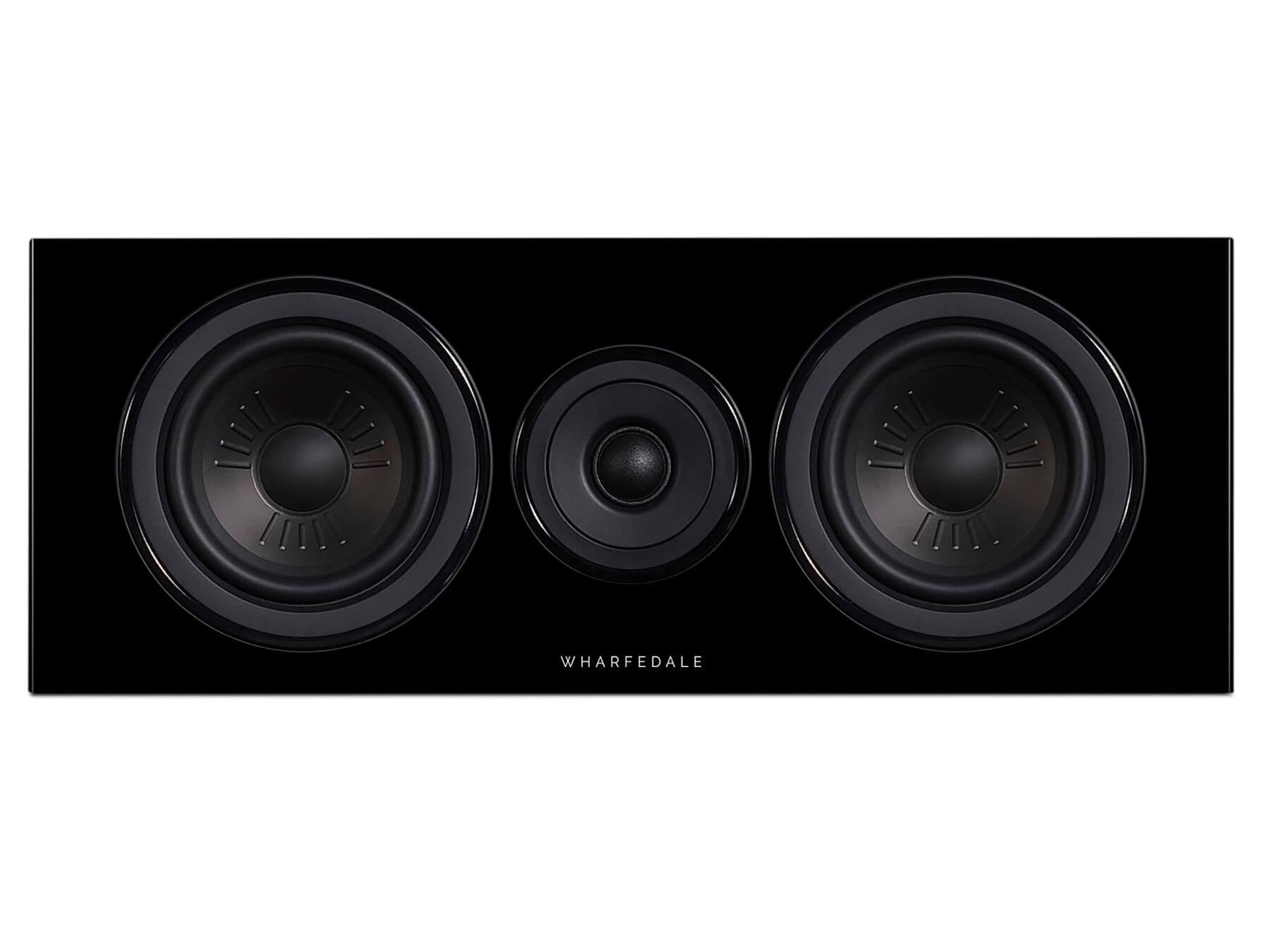 Wharfedale Diamond 12 C - Centre Speaker - Black