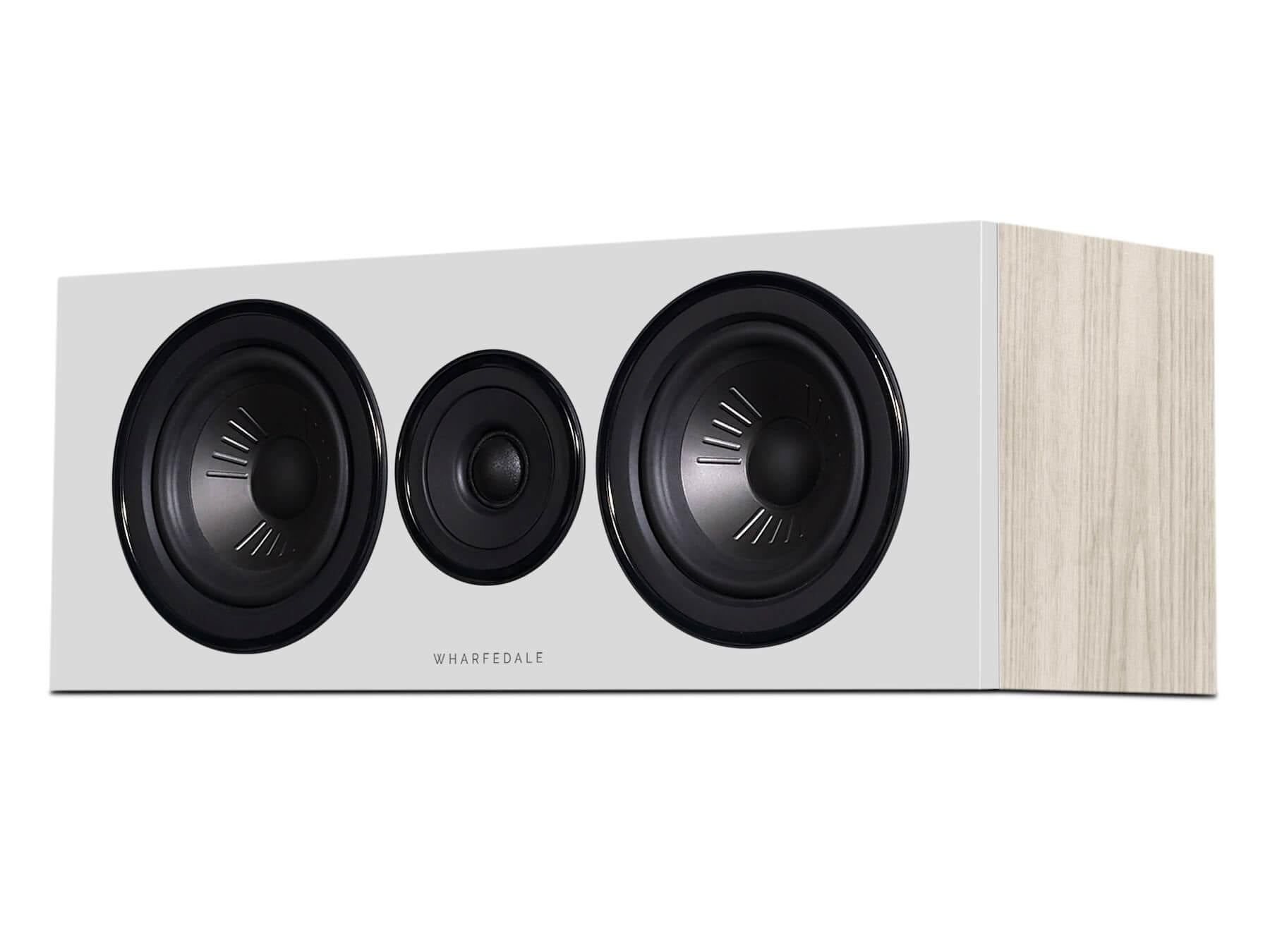 Wharfedale Diamond 12 C - Light Oak - Side