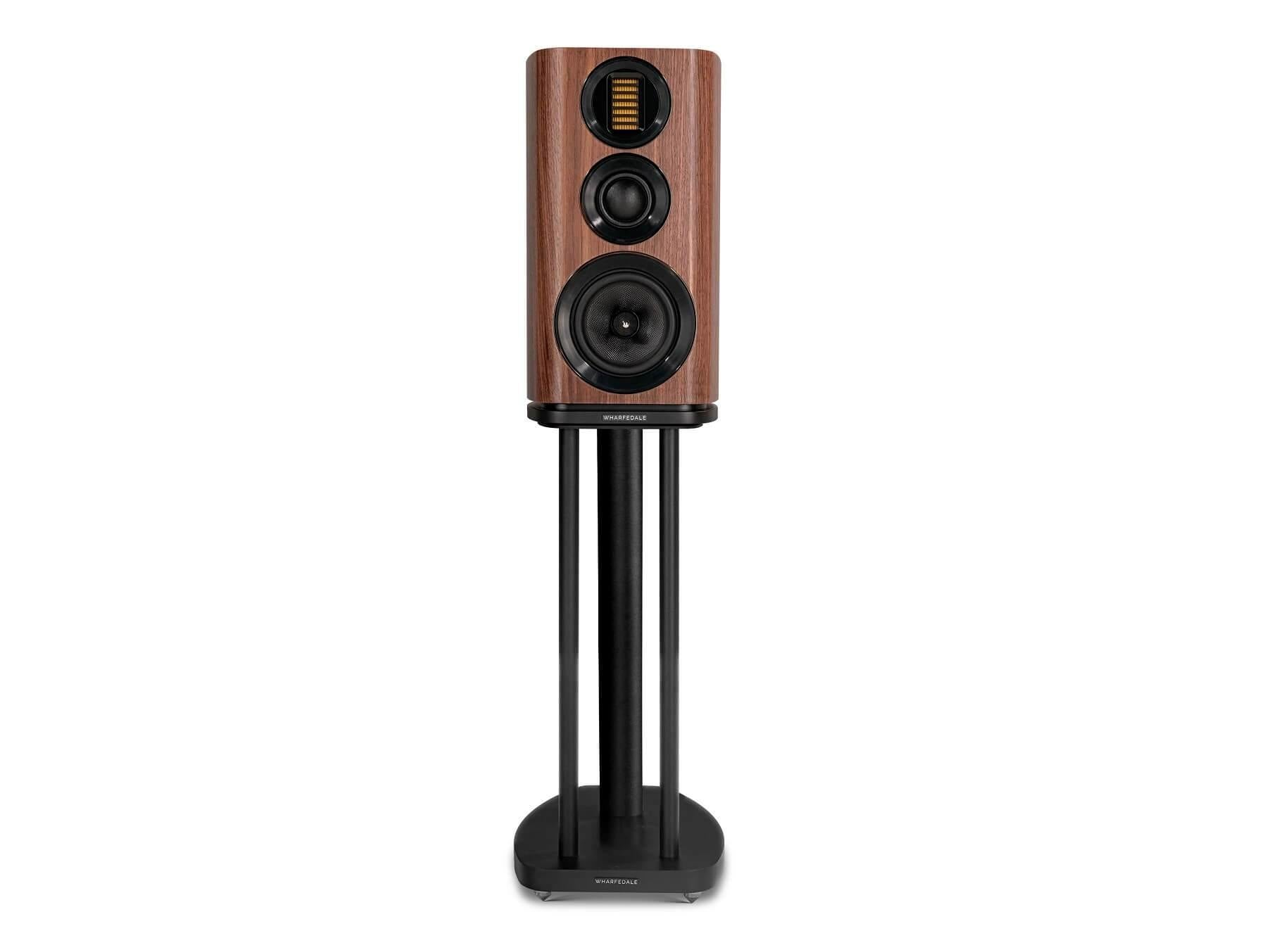 Wharfedale EVO 4 - Speaker Stands - with EVO 4.2