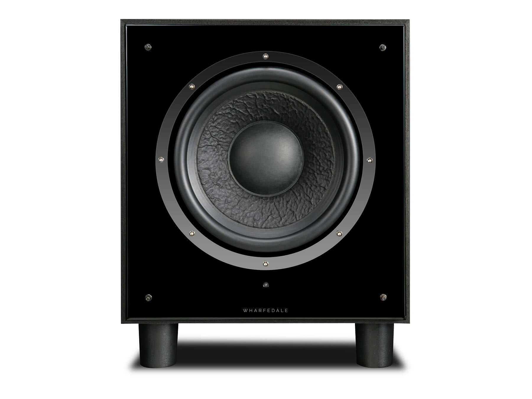 Wharfedale SW-10 - Home Subwoofer - Black