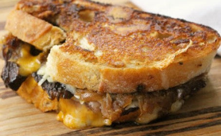 Born & Braised Grilled Cheese ( Served 12-4 Only)