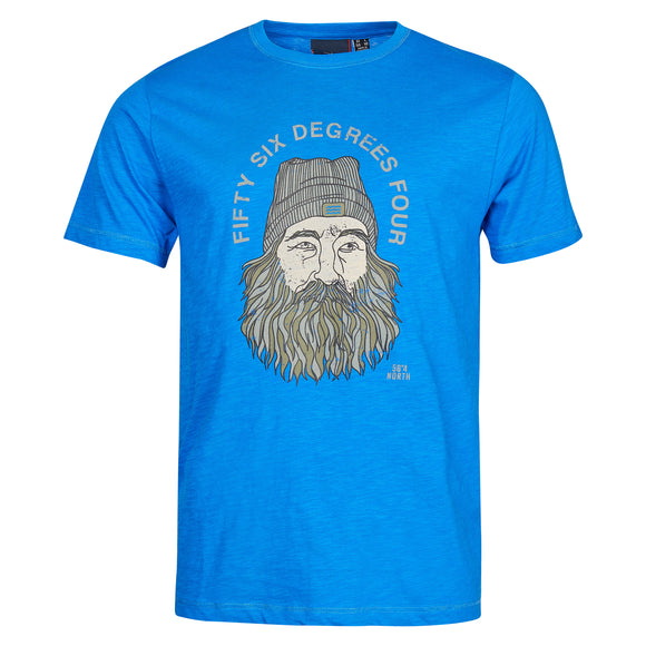 North 56.4 Bearded Man T-Shirt