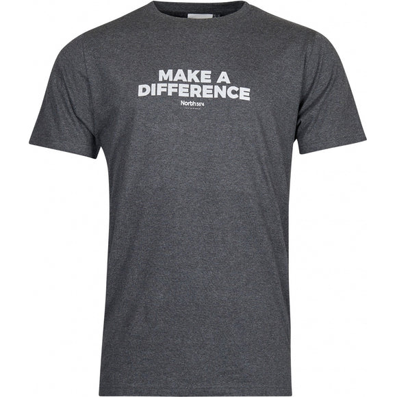 North 56.4 GOTS Make a Difference T-Shirt