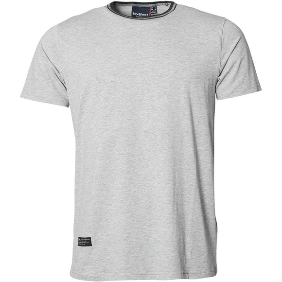 North 56.4 Contrast Neck T-Shirt