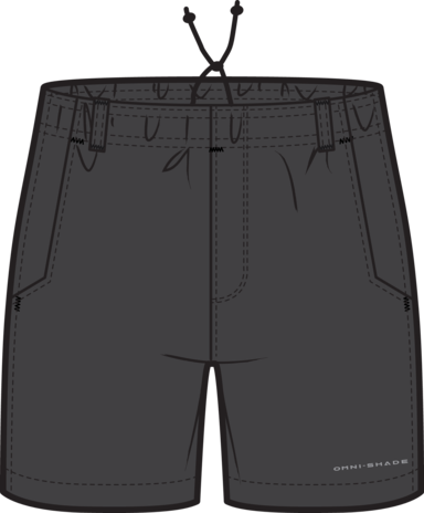 Columbia Backcast III Water Short
