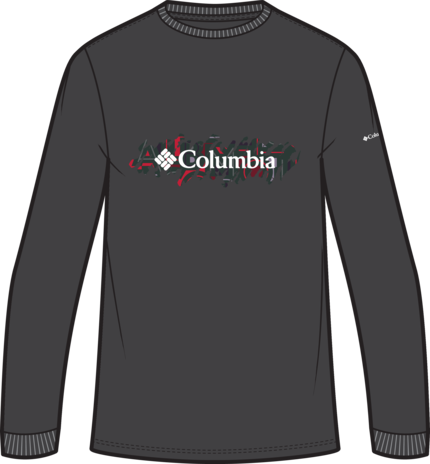 Columbia Lodge  L/S Graphic Tee