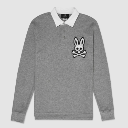 Psycho Bunny Derby L/S Polo