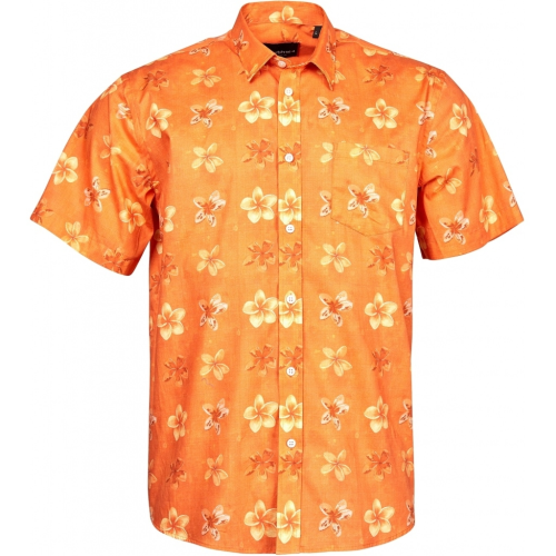 North 56.4 Flower Printed S/S Shirt