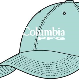Columbia Blood & Guts Hat