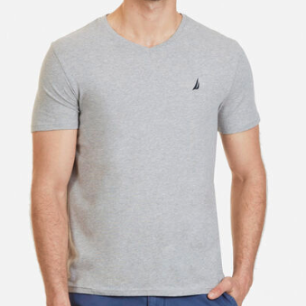 Nautica V-Neck T-Shirt