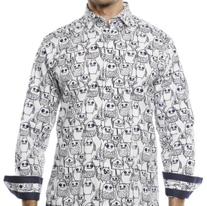 Luchiano Visconti Ghost L/S Shirt