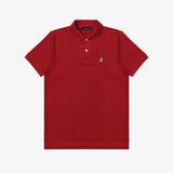 James Bark Men's Classic Regular S/S Polo Shirt