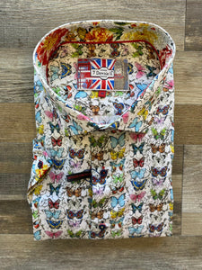 7 Downie St. Butterflies S/S Shirt