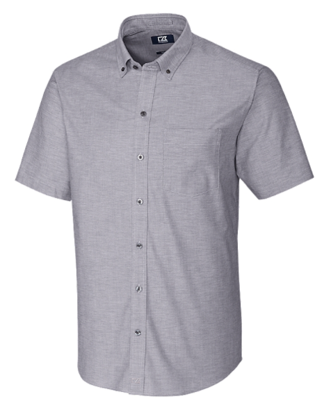 CB Stretch Oxford S/S Shirt