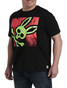 Psycho Bunny Steall Graphic Tee