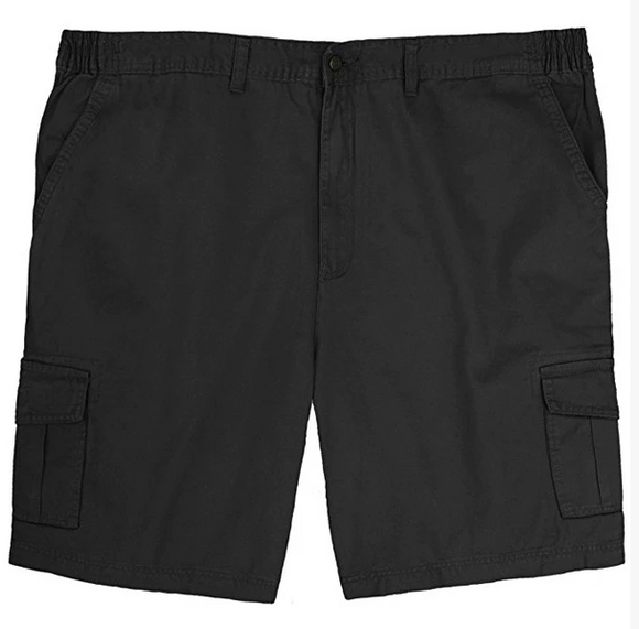 Full Blue Cargo Shorts