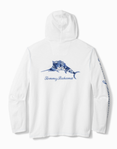 Tommy Bahama Paradise Marlin Lux Hoodie