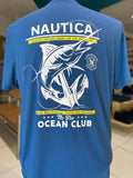Nautica Fish Anchor S/S T-Shirt