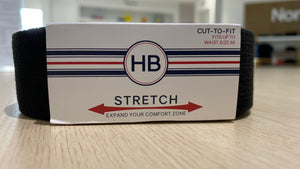 Harbor Bay Stretch Cut to Fit Belt