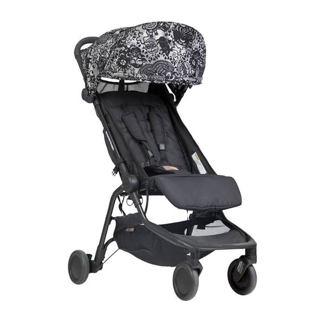 mountain buggy nano travel buggy in year of pig colour offers a smooth and stress free ride_year of pig