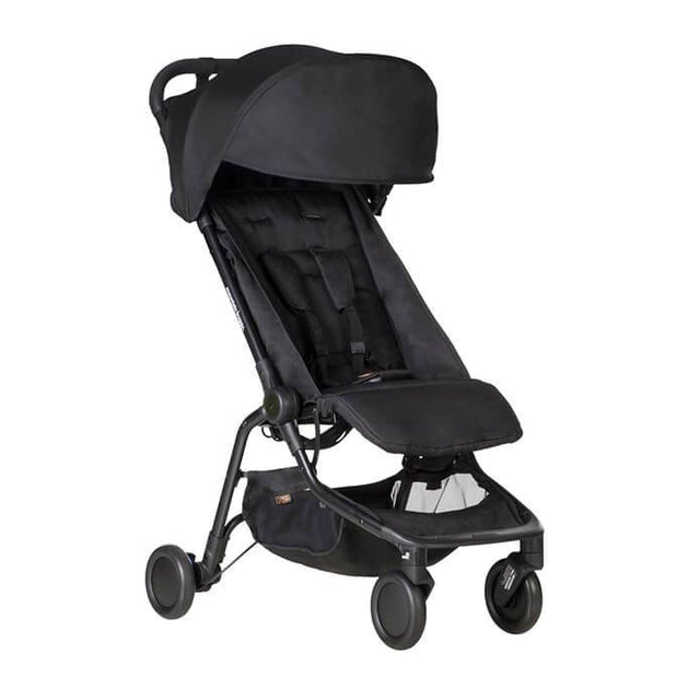 mountain buggy nano travel buggy in black colour_black