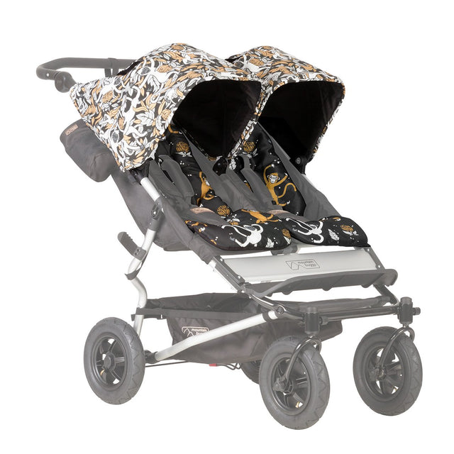Mountain Buggy duet double buggy special edition colour pack in year of the monkey_year of the monkey