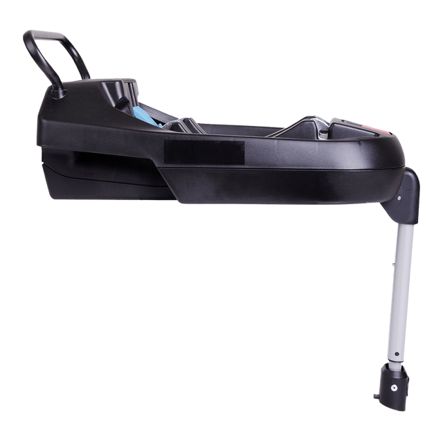 mountain buggy protect infact car seat universal base side view_black