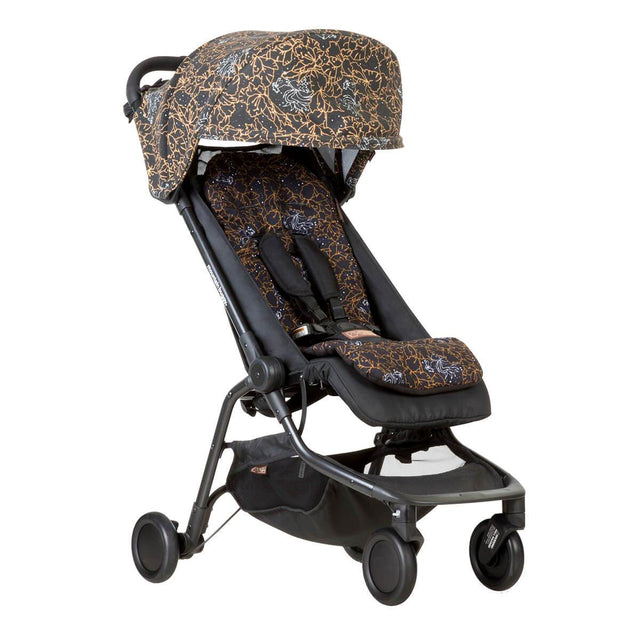 mountain buggy nano travel buggy in year of rooster colour_year of rooster