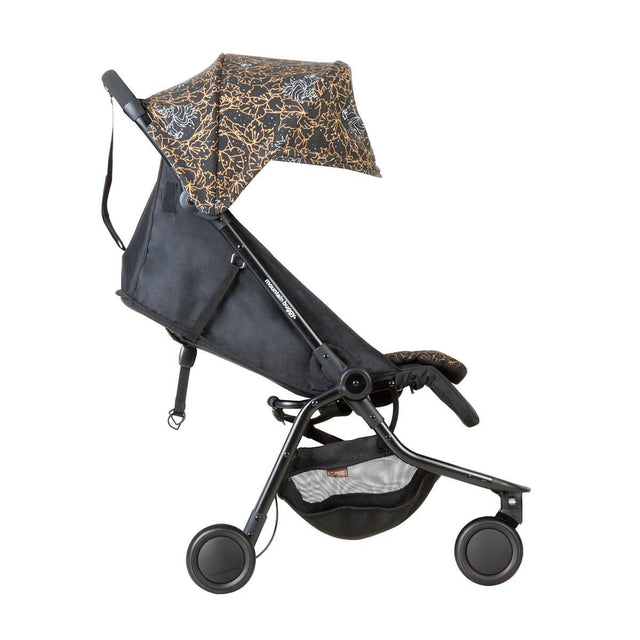 mountain buggy nano travel buggy in year of rooster colour side on view_year of rooster