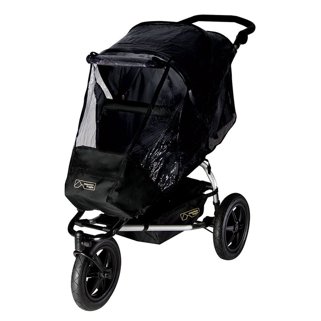 Mountain Buggy pre-2015 plus one storm cover_default