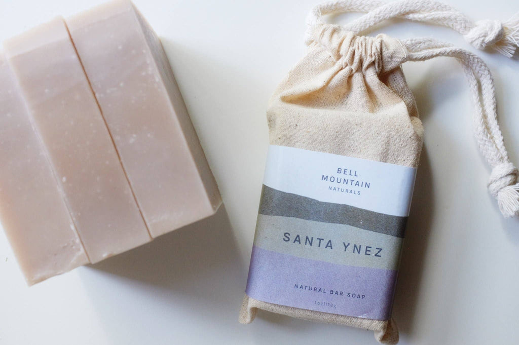 Lavender + Cedar Natural Bar Soap | RitualElement