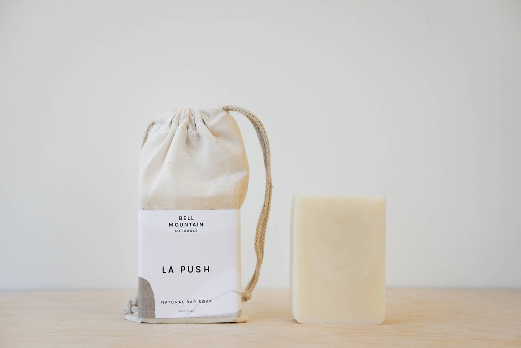 La Push Peppermint + Rosemary Bar Soap | RitualElement