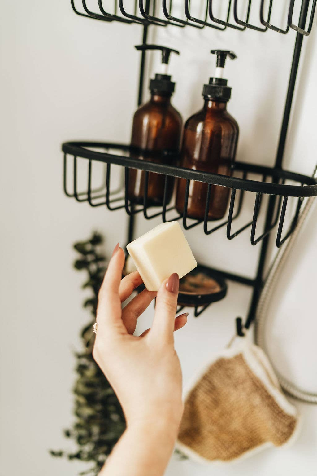Orange + Eucalyptus Conditioner Bar