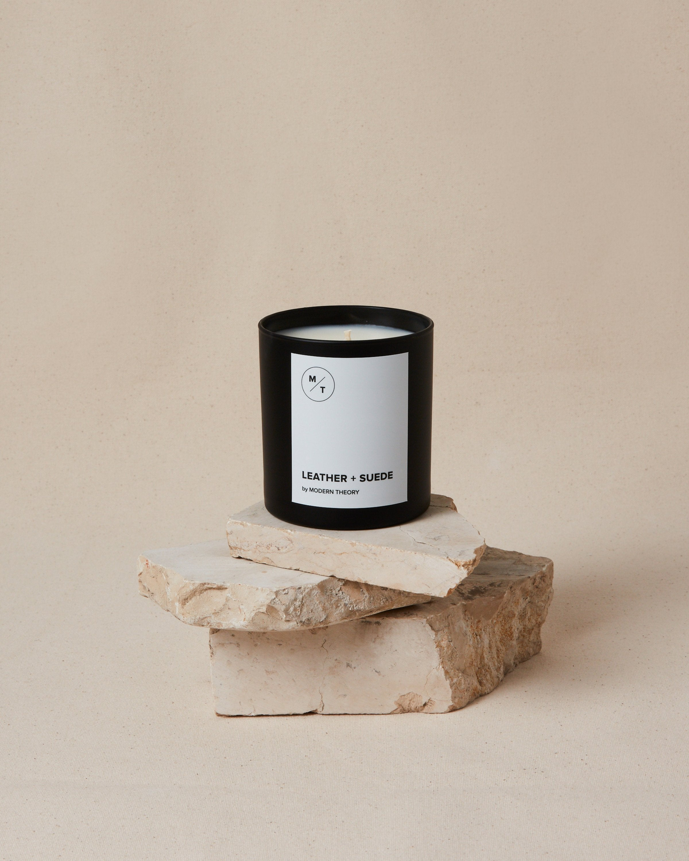 Leather + Suede Coconut Blend Candle | RitualElement