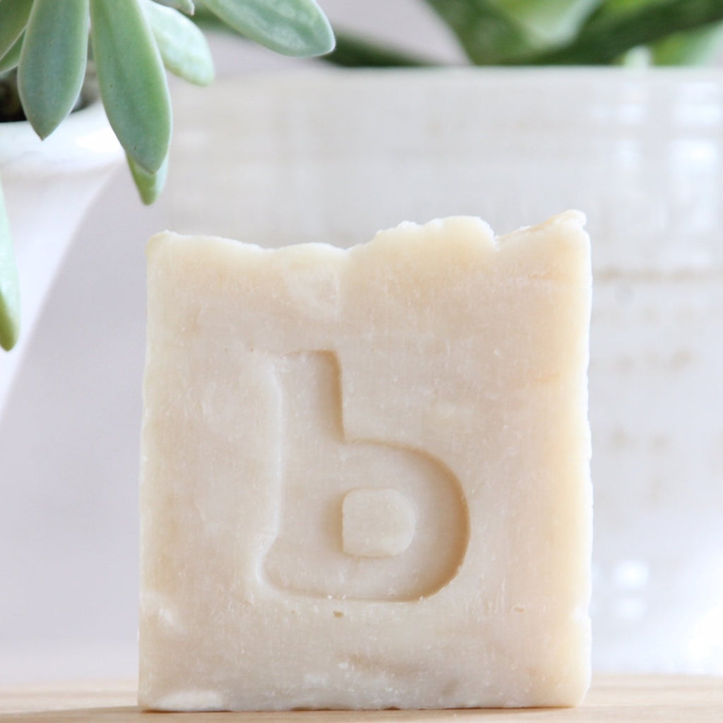 Bare Unscented Bar Soap | RitualElement