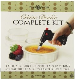 Dean Jacob's Creme Brulee Complete Kit Gift Set