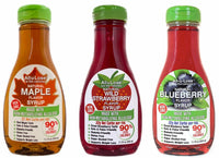 Maple, Strawberry & Blueberry All-u-Lose Sweeteners (3 Pack)