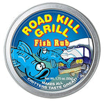 Dean Jacob's Road Kill Grill Fish Rub Tin