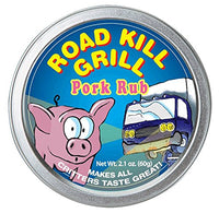 Dean Jacob's Road Kill Grill Pork Rub ~ 2.1 oz. Tin