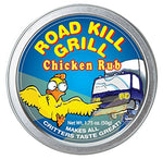 Dean Jacob's Road Kill Rub Chicken & Poultry Tin by Dean Jacob's