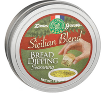 Dean Jacob's Sicilian Bread Dipping Seasoning Tin